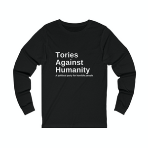 Tories Against Humanity Jumper - Charity