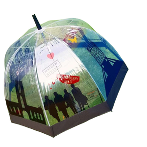 Load image into Gallery viewer, Liverpool Skyline Umbrella