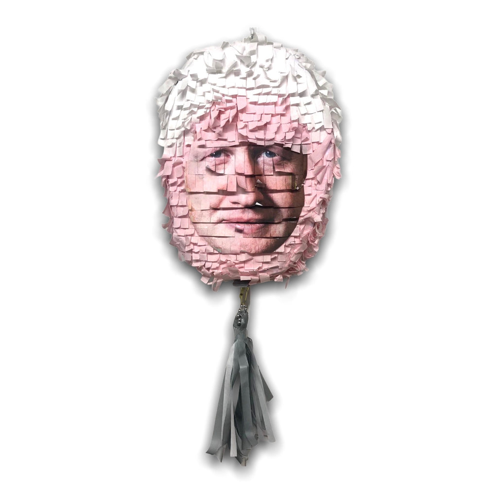 Boris De Pfeffal Johnson Piñata