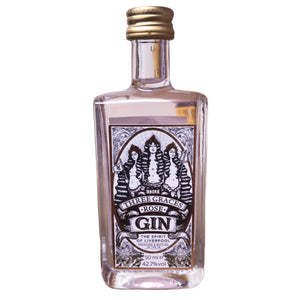 Load image into Gallery viewer, Three Graces Liverpool Rose Gin Miniature 50ml