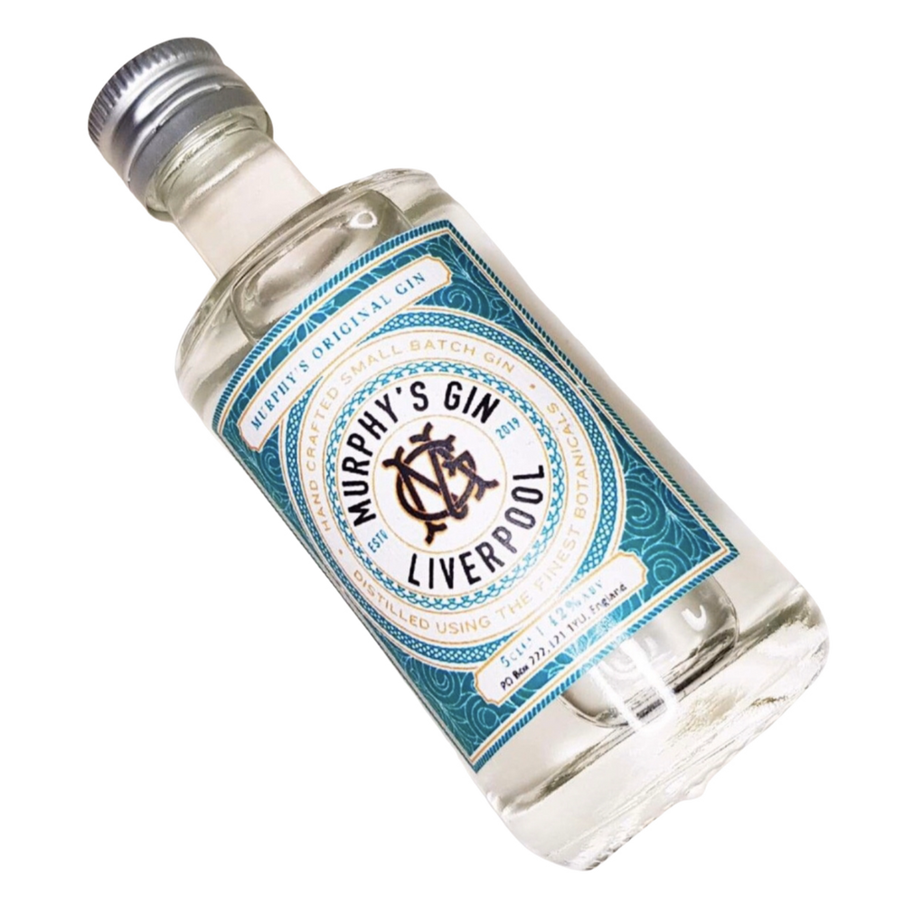 Murphy's Gin Miniature 50ml - Original
