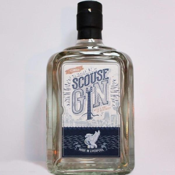 Scouse Gin 70cl