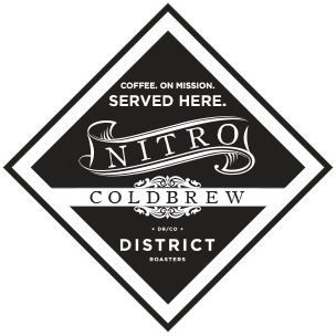District Nitro Cold Brew Seal