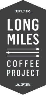 Long Miles Coffee Project Partners Logo