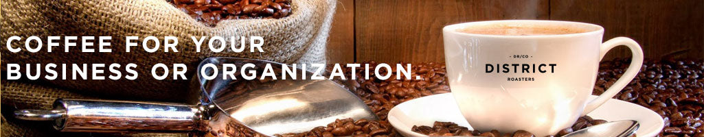 Business Coffee Banner