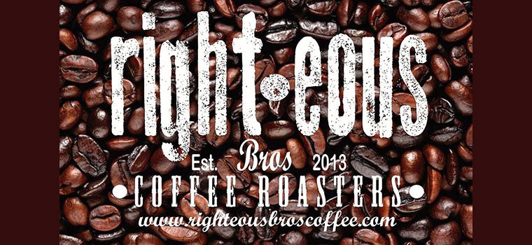 Righeous Brothers Coffee Roasters Banner