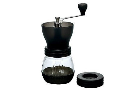 Hario Skerton Plus Hand Burr Coffee Grinder