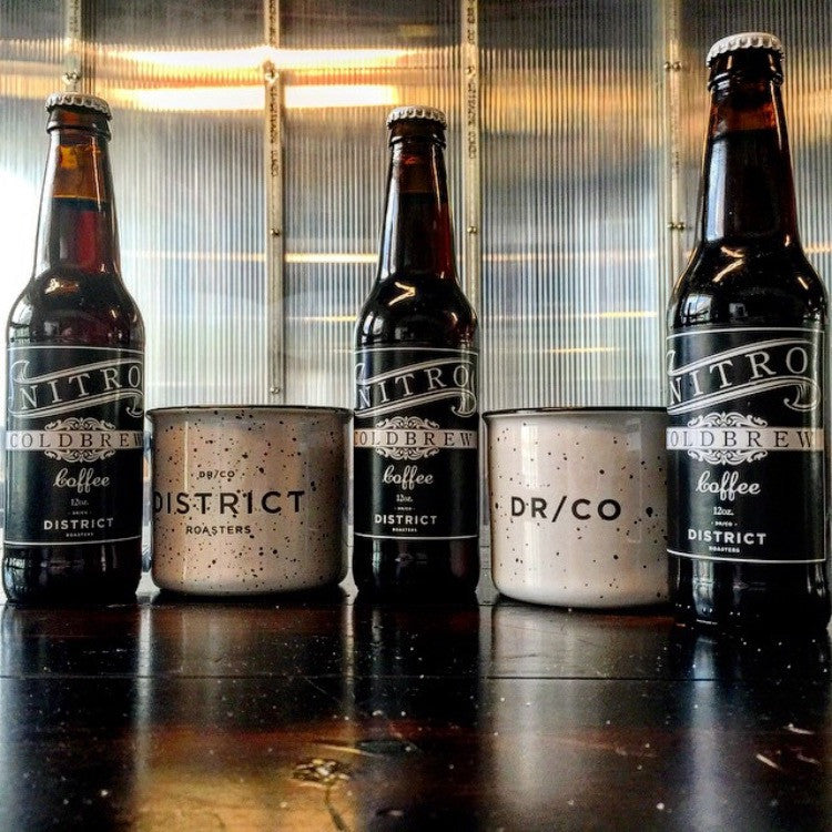 DISTRICT  |  NITRO Cold Brew