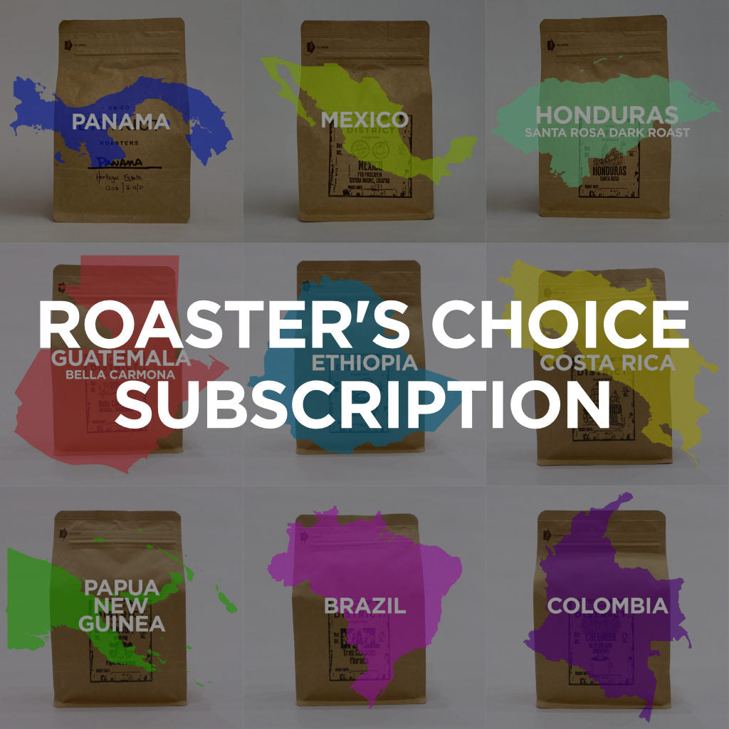 DISTRICT | The Roaster's Choice | Subscription