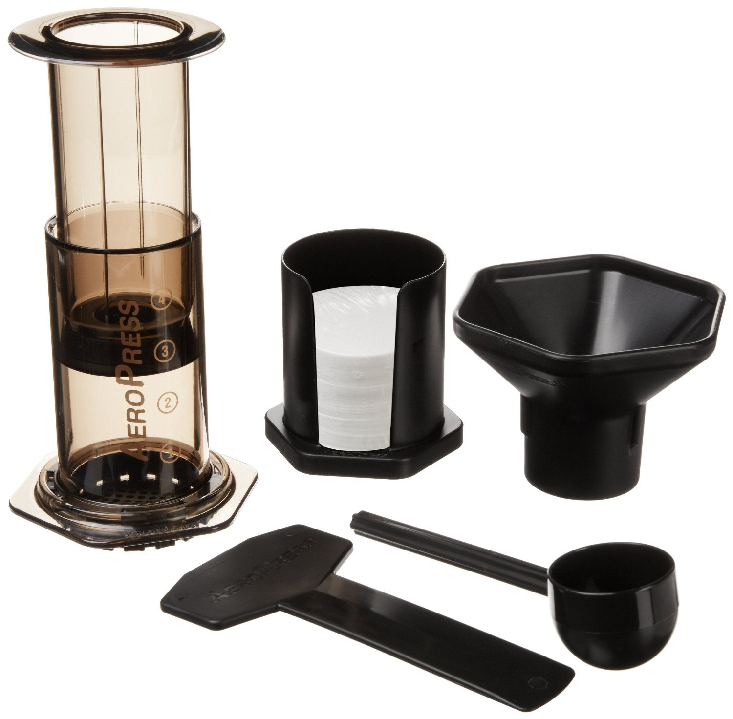 Aeropress Coffee and Espresso Maker Components