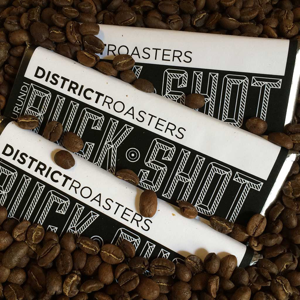 DISTRICT  |  BUCK•SHOT Chocolate