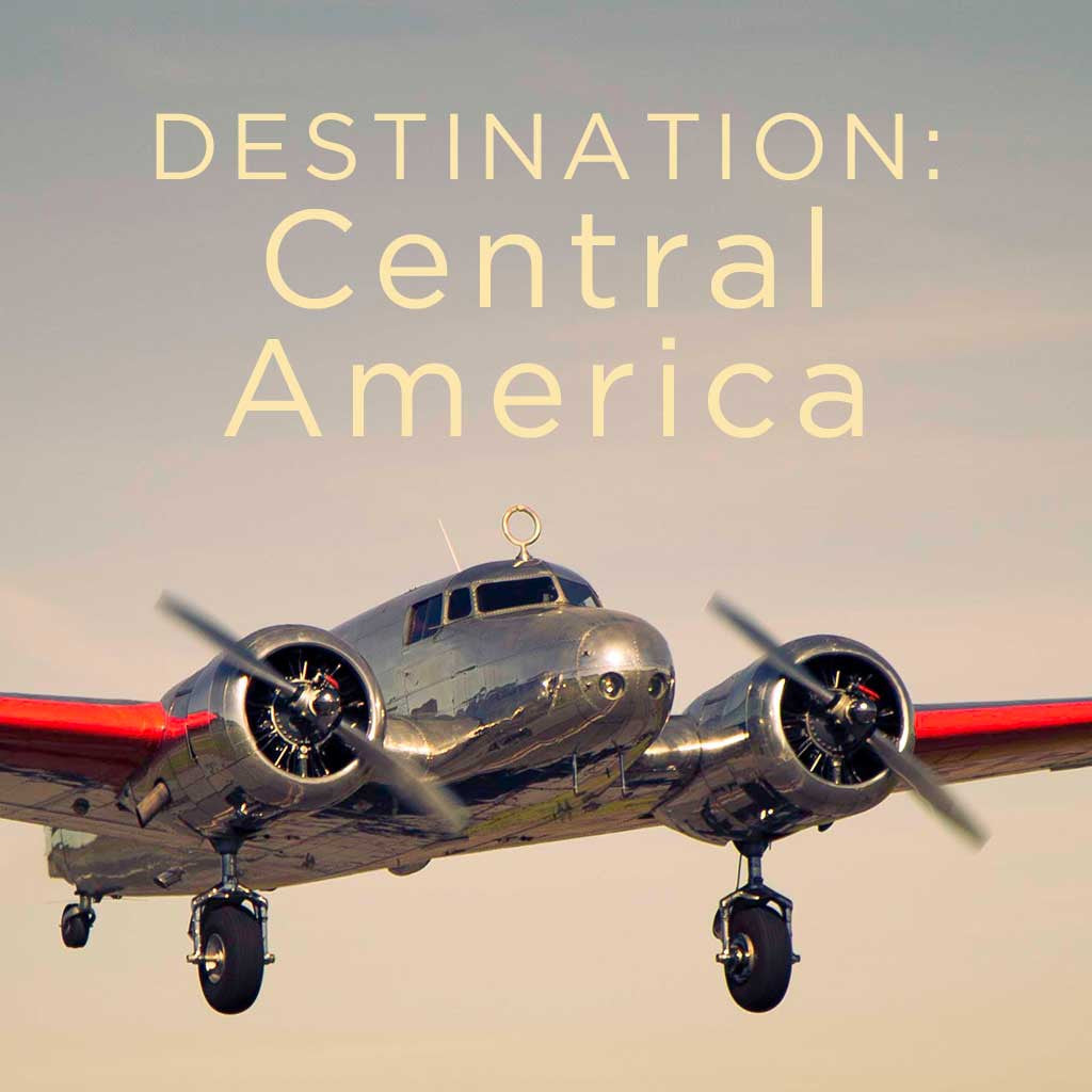 DISTRICT  | Flight Central America
