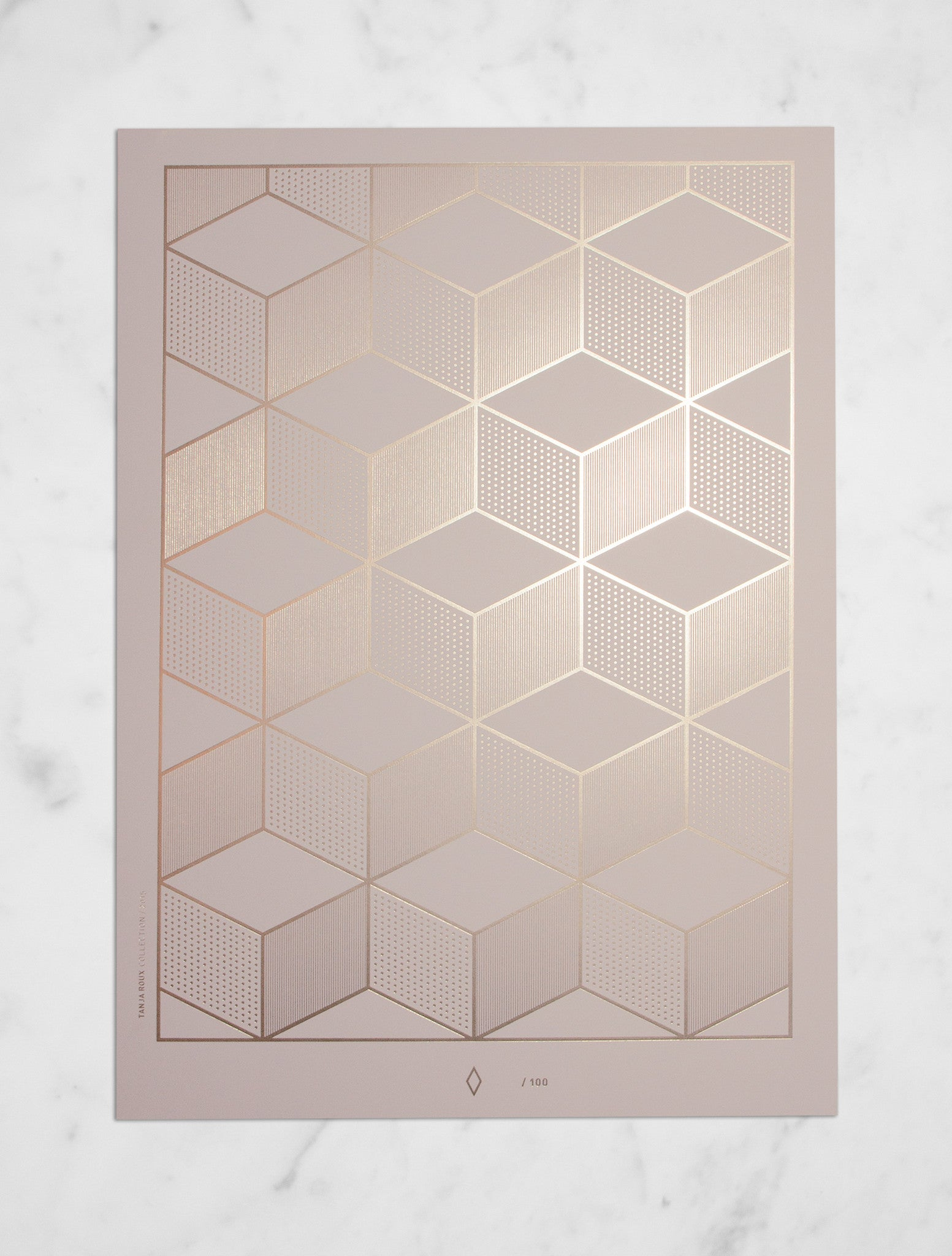 Hexagon (nude) by Tanja Roux