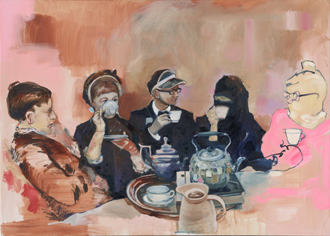 Tea Time by Serge Nyfeler