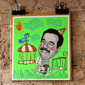 When I Grow Up I Want to be...Saddam