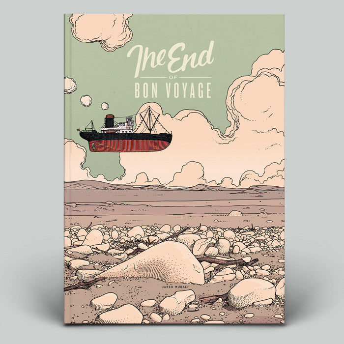 The End of Bon Voyage - Book by Jared Muralt