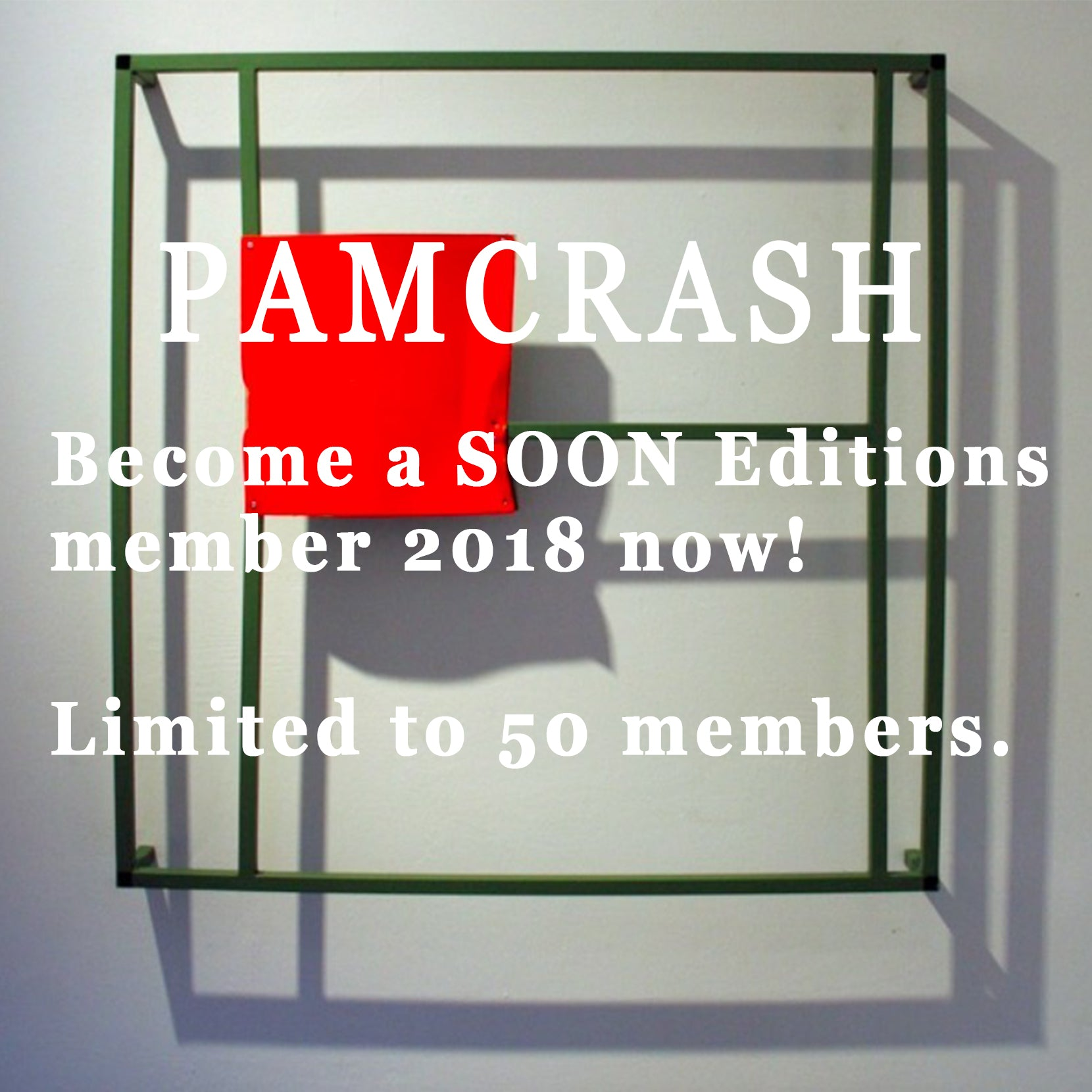 SOON Editions Membership 2018