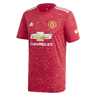 Adidas Manchester United Youth 20/21 Home Jersey
