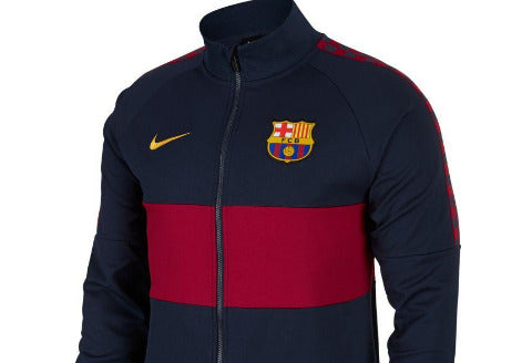 Nike Barcelona Full-Zip Track Top 2019/20 - Navy