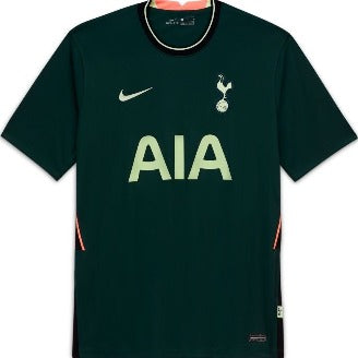 NIKE TOTTENHAM AWAY YOUTH JERSEY 2020/21 - PRO GREEN/BARELY VOLT