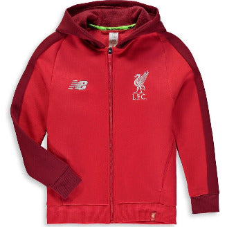 New Balance Liverpool Youth Leisure Hoodie