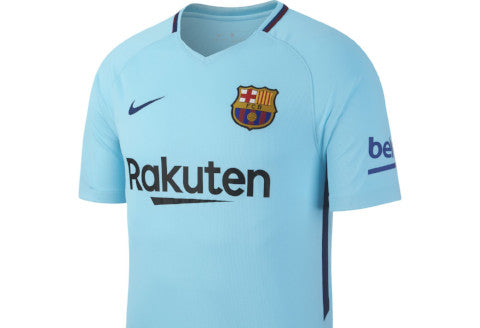 Nike Barcelona Away Youth Jersey - 2017/18