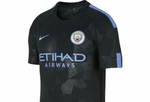 Nike Manchester City Third Jersey 2017/18