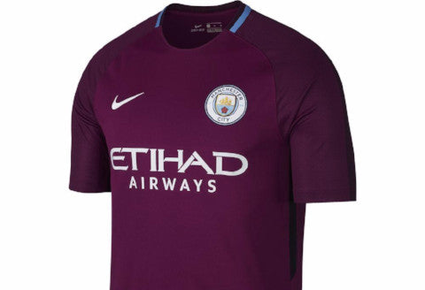 Nike Manchester City Away Jersey 2017/18