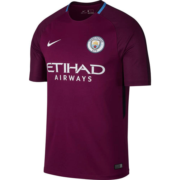 Nike Manchester City Away Jersey - 2017/18