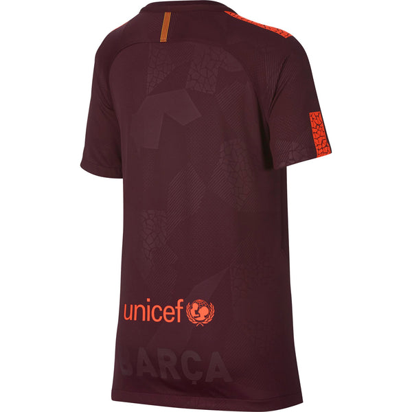 Nike Barcelona Third Youth Jersey - 2017/18
