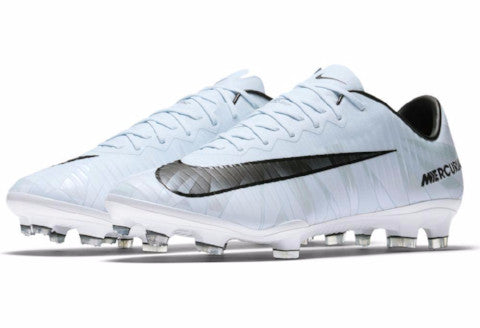 Nike Mercurial Vapor XI CR7 FG - Blue Tint/ Black/ White