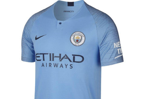 Nike Manchester City Home Jersey - 2018/19