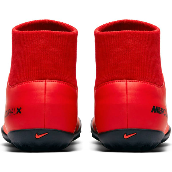 Nike MercurialX Victory VI DF TF - Red/Black