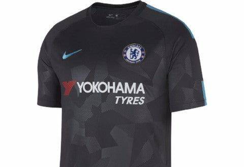 another chance 41764 153ec Nike Chelsea Third Jersey - 2017/18