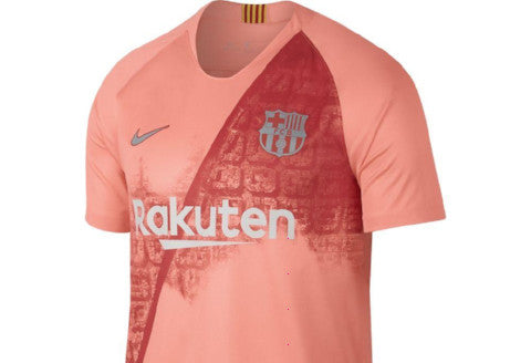Nike Barcelona Third Jersey - 2018/19