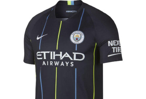 Nike Manchester City Away Jersey - 2018/19