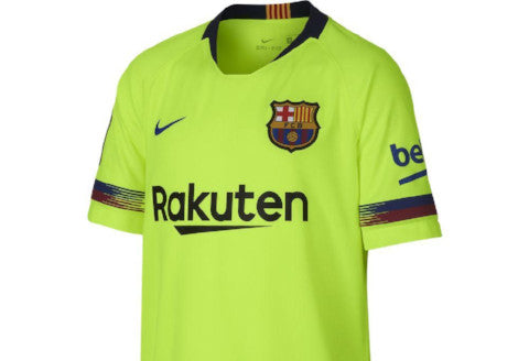 Nike Barcelona Away Youth Jersey - 2018/19