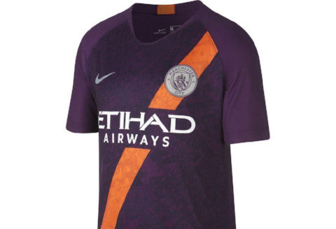 Nike Manchester City Third Youth Jersey - 2018/19