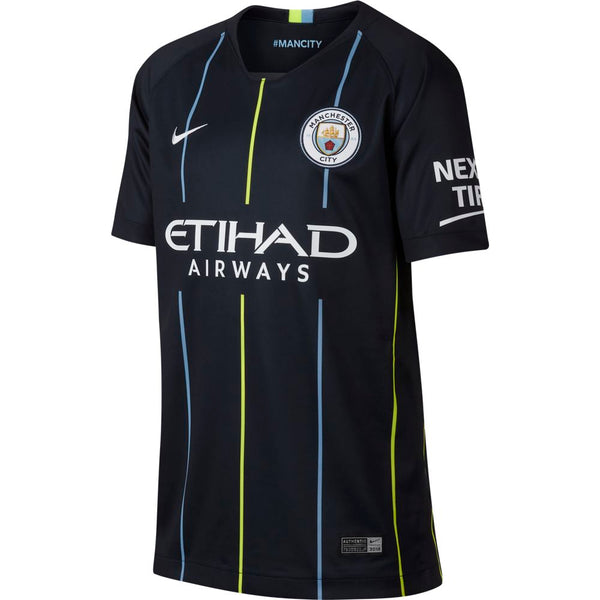 Nike Manchester City Away Youth Jersey - 2018/19