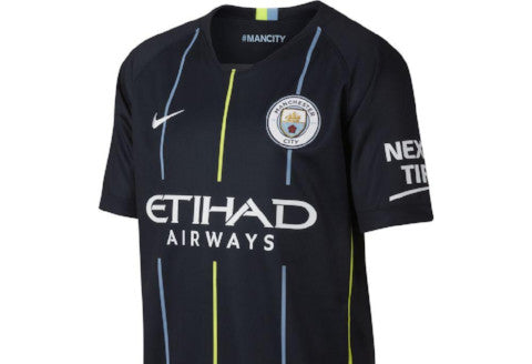 Nike Manchester City Away Youth Jersey - 2018 19 ... 4be2934cb