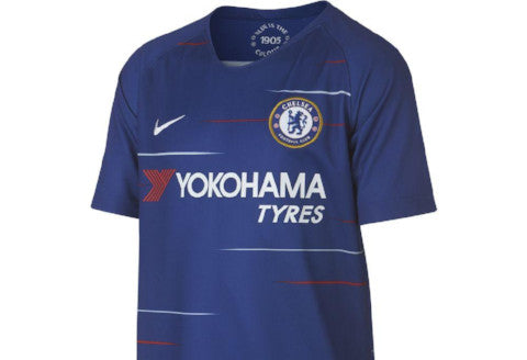Nike Chelsea Home Youth Jersey - 2018/19