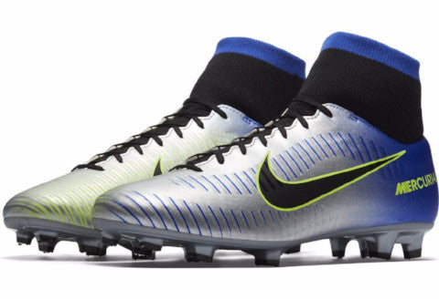 Nike Mercurial Victory 6 DF NJR FG - Racer Blue/ Black/ Chrome