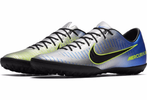 Nike MercurialX Victory 6 NJR TF - Racer Blue/ Black/ Chrome