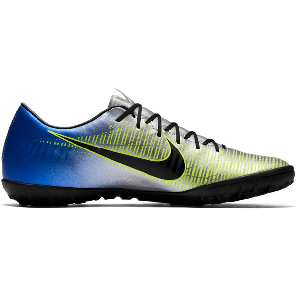Nike MercurialX Victory 6 NJR TF - Racer Blue/ Black/ Chrome/ Volt