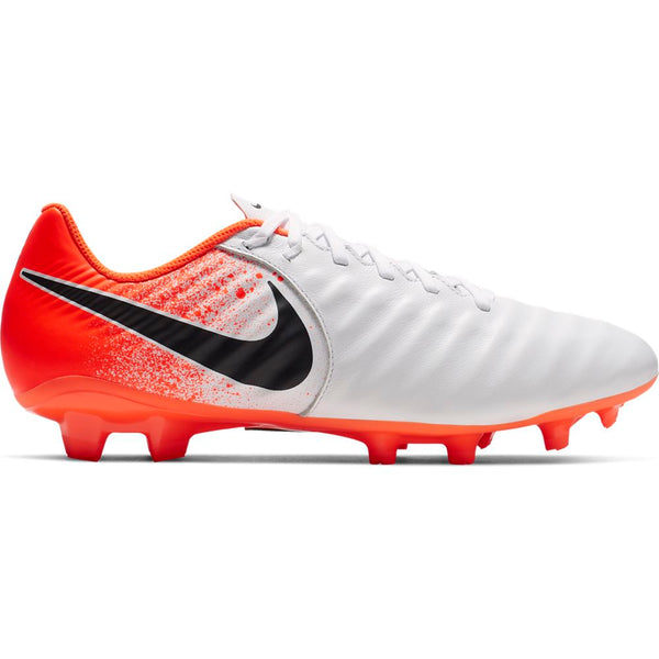Nike Legend 7 Academy FG - White/ Black/ Hyper Crimson