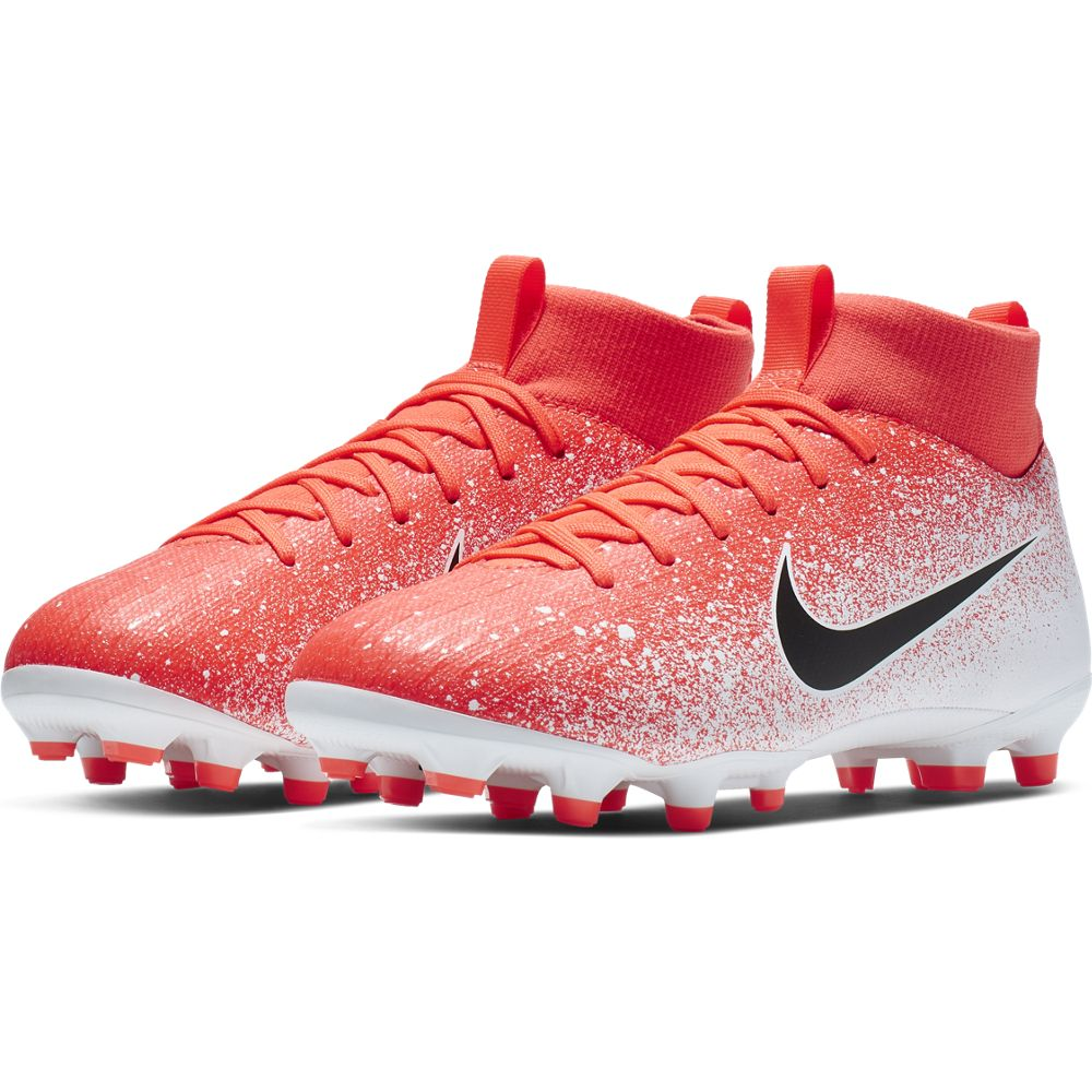 6c19eeadd28fc ... Nike Jr Superfly 6 Academy GS FG/MG - Hyper Crimson/ Black/ White ...