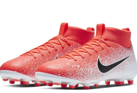 Nike Jr Superfly 6 Academy GS FG/MG - Hyper Crimson/ Black/ White