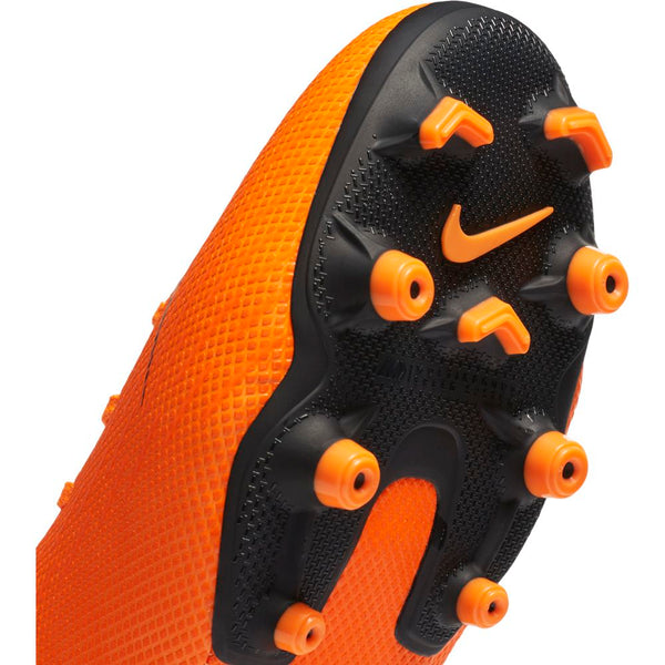 Nike Jr Mercurial Vapor 12 Academy GS MG - Total Orange/ Black