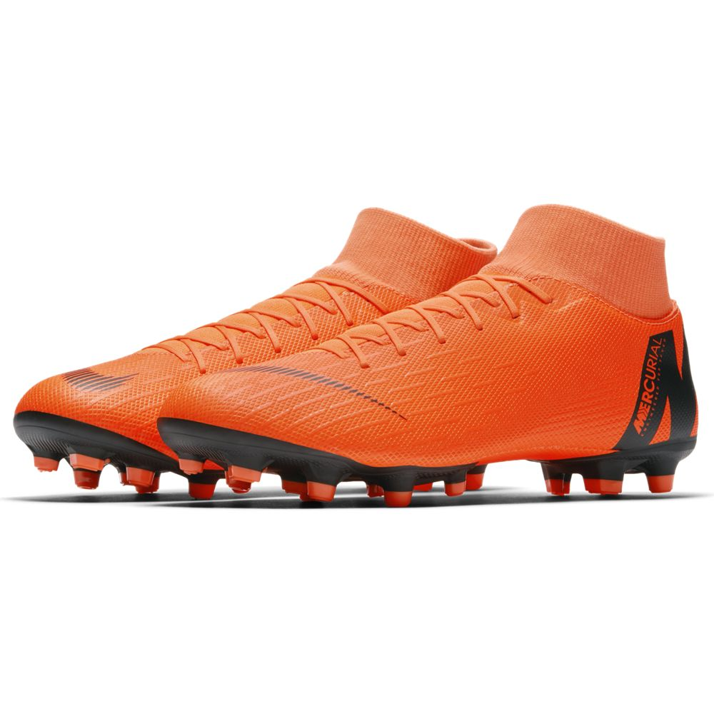 separation shoes 9810a dba64 Nike Mercurial Superfly 6 Academy MG - Total Orange/ Black
