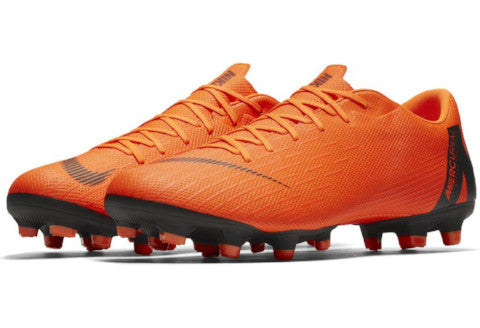 Nike Mercurial Vapor 12 Academy MG - Total Orange/ Black